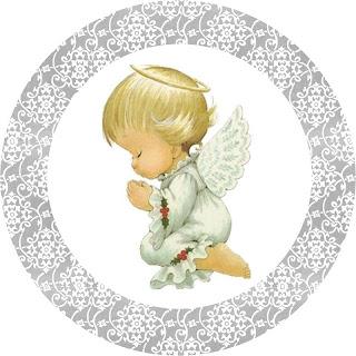 Angel en grande.