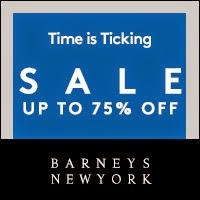 Barneys Sale