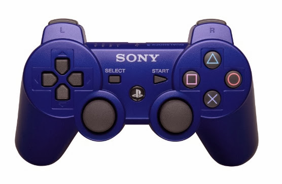 Enjoy transparency DualShock 3 controller while playing on PS3