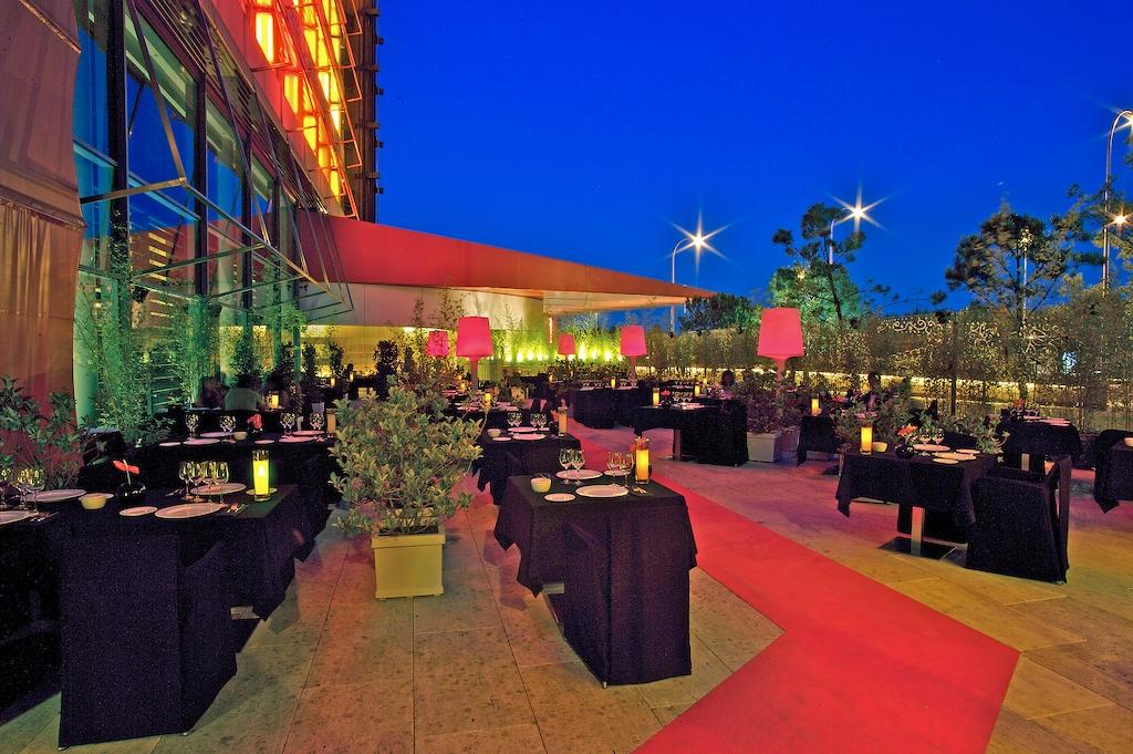 Necesitounchampancin restaurante terraza mad en fuse for Restaurante casa america terraza