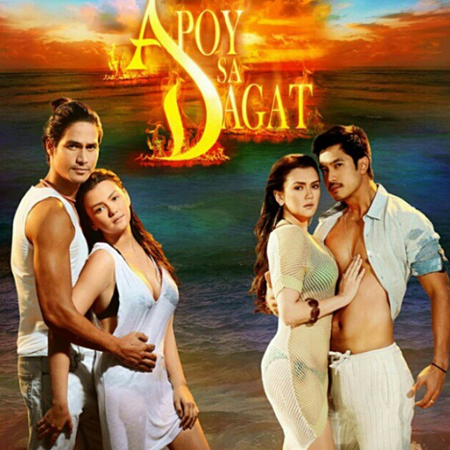 National TV Ratings (March 14): Apoy Sa Dagat Soars