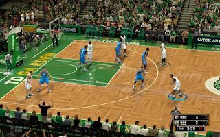NBA 2K13 Celtics TD Garden Court Patch