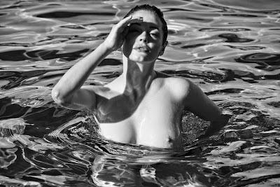 Rose McGowan Flaunt Magazine Nude Photoshoot November 2014