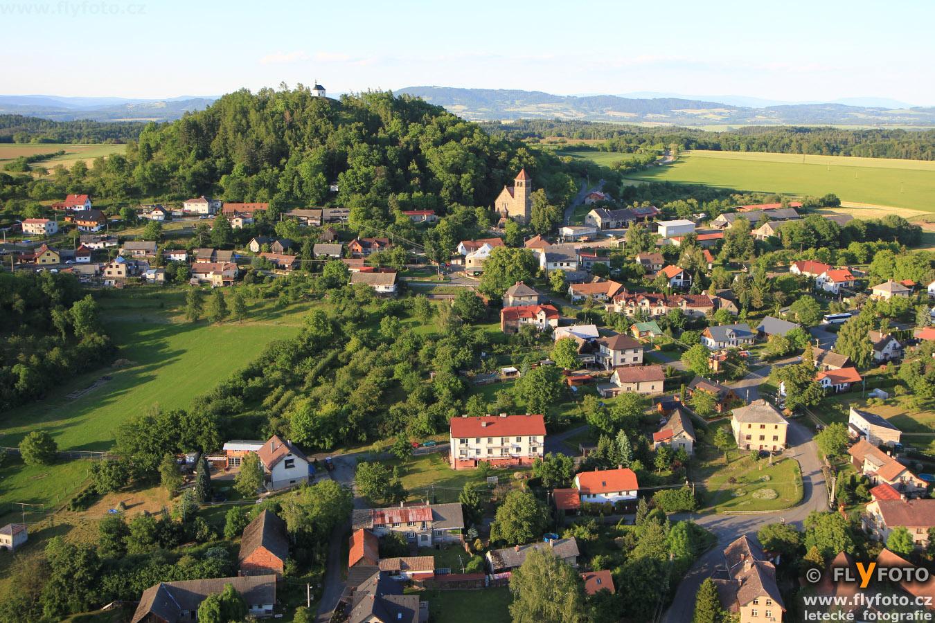 obec Vyskeř