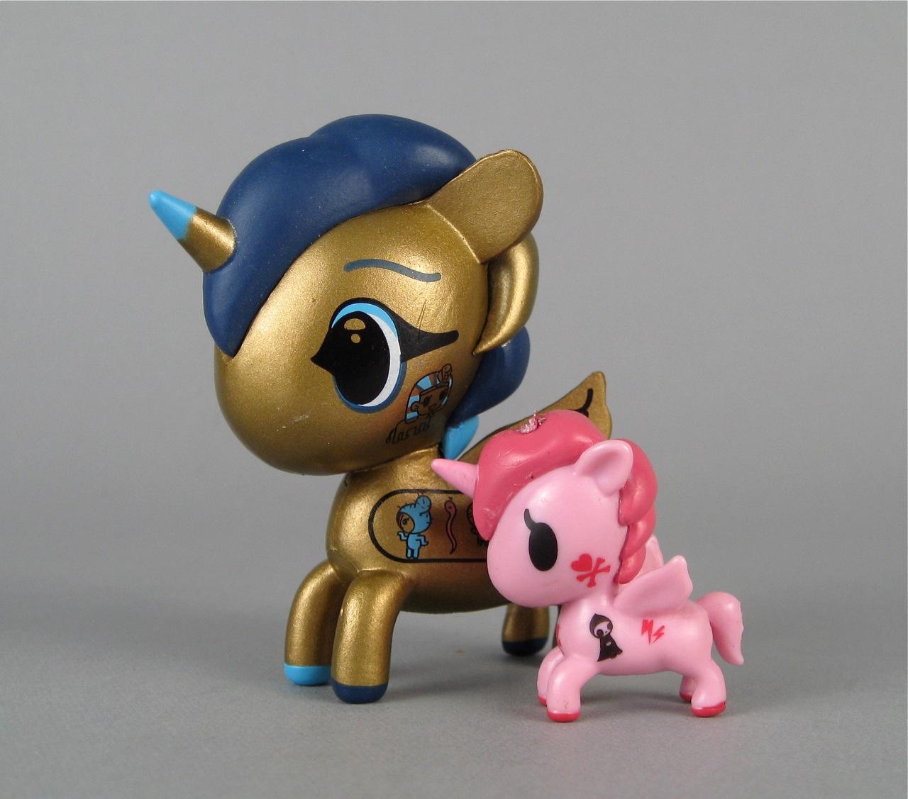 Unicorno and Unicorno Frenzies
