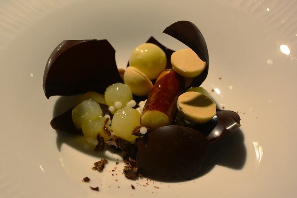 Restaurant Bartholomeus dessert chocolate