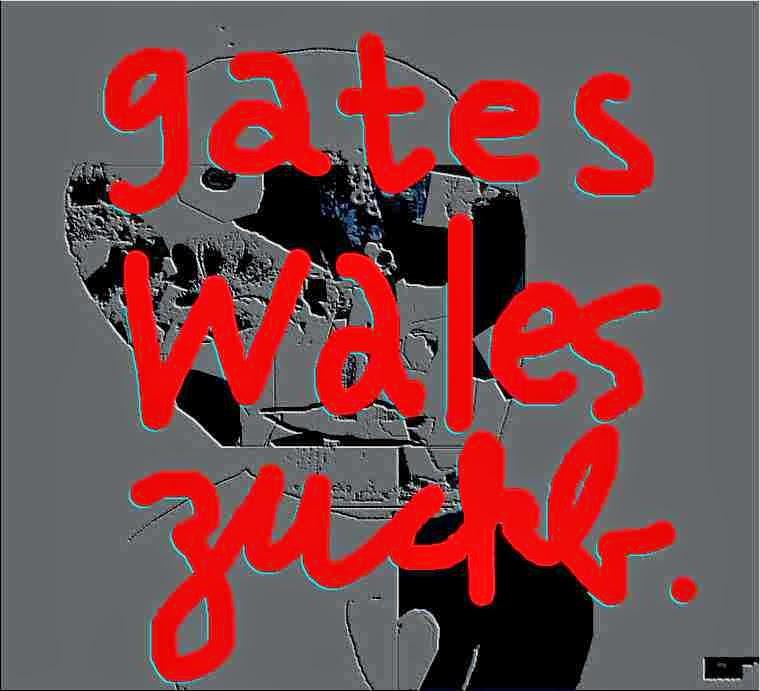 gates wales zuckerberg denhaag ONE WAY ticket first class verbrechen gegen die menschlichkeit