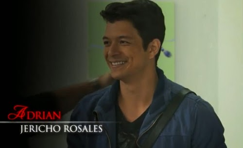 Jericho Rosales as Adrian The Legal Wife