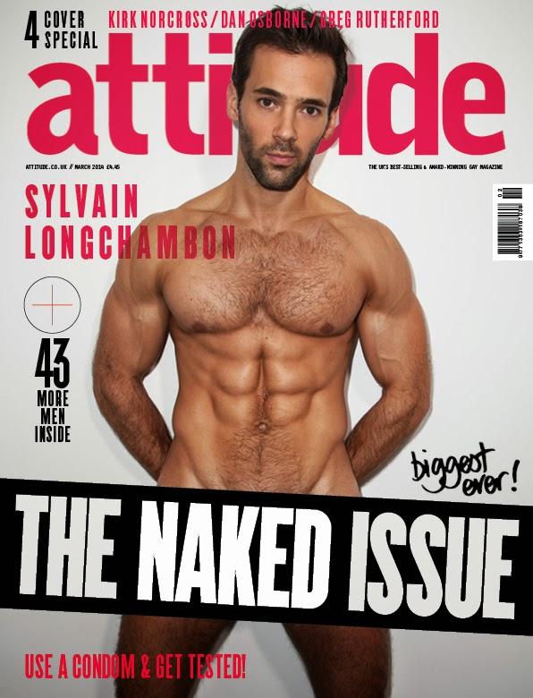 Sylvain Longchambon Attitude