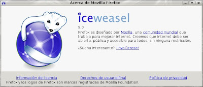 IceWeasel 9