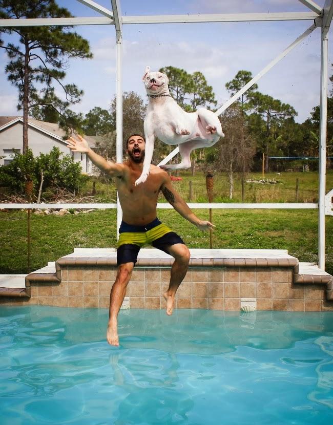 Сегодня в бассейн разрешаю прыгать всем!