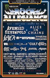 ROCK ALLEGIANCE 2016