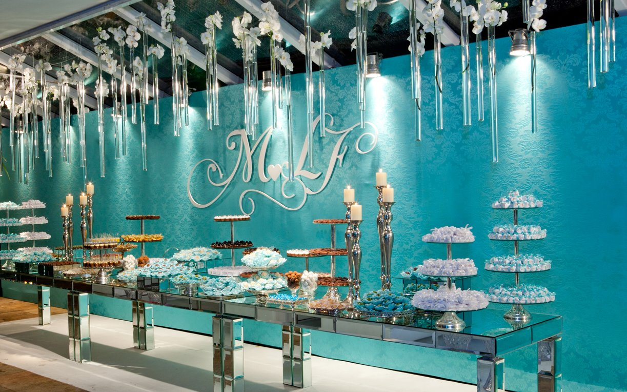 decoracao de casamento azul tiffany e amarelo : decoracao de casamento azul tiffany e amarelo:Sou Noiva  De Novo!!!: Decoração Azul Tiffany