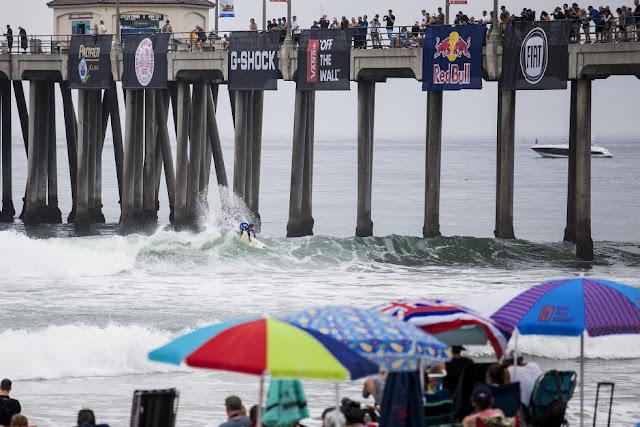 19 Kanoa Igarashi Vans US Open of Surfing Foto WSL Sean Rowland