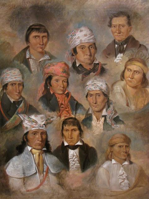 William Johnson Artist Self Portrait