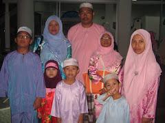 Keluarga Ipar Di Aljenderami Hadir Majlis Haul Ayah & Bonda Tn Guru Hj Mohd Hafiz Bin Hj Selamat