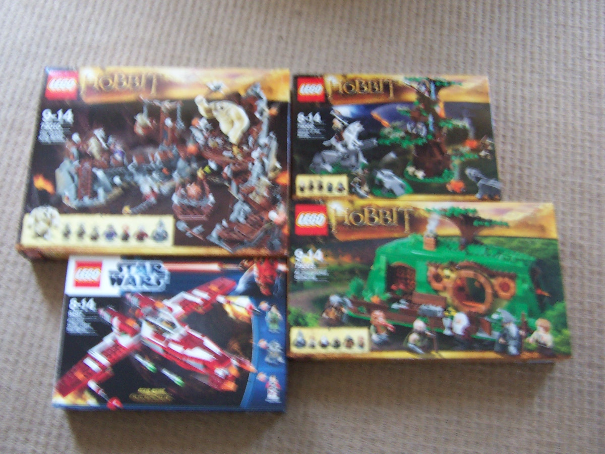 Collecting Lego is fun.: Asda Lego deals.