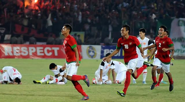 Kini Indonesia Raksasa Asia