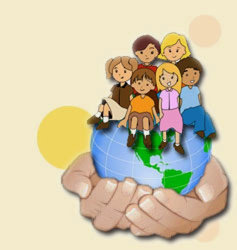 Мир детям и мир во всём мире!