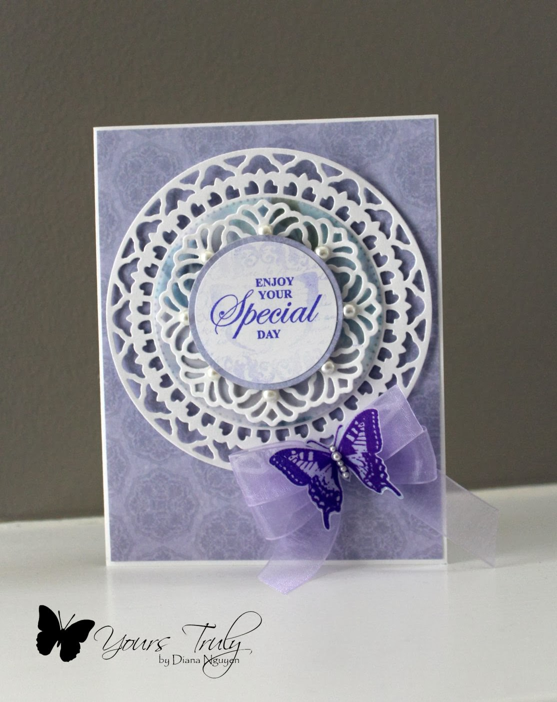 Diana Nguyen, JustRite, handmade cards
