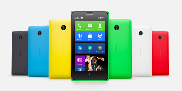 Nokia X - software demo