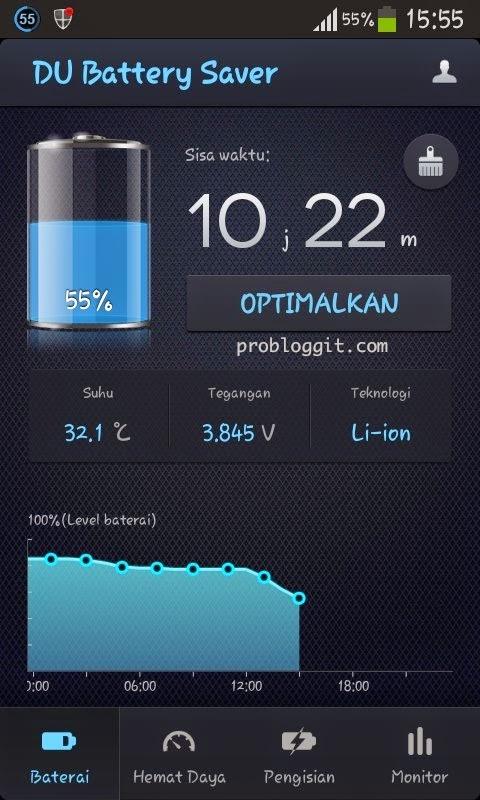 Download du battery saver pro gratis