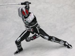 S.H.F Kamen Rider Faiz Axel Form