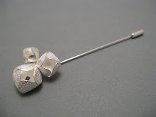 Blossom bud cluster pin, silver £135