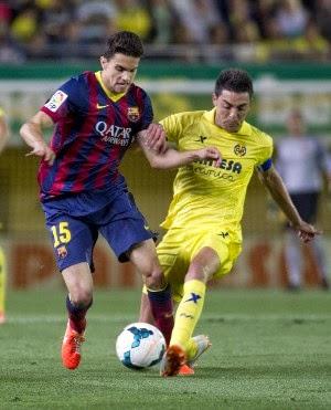 Spanish LIGA Soccer 2014