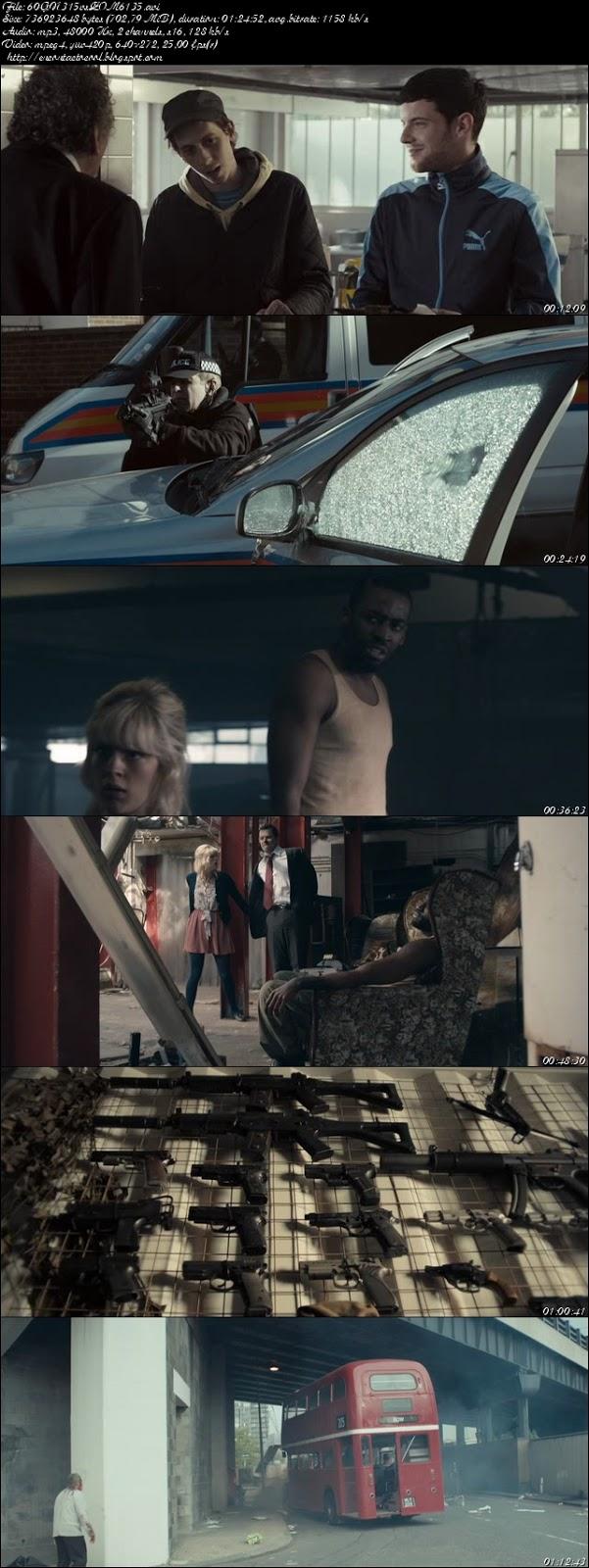 Cockneys Vs Zombies 2012 imágenes de la película