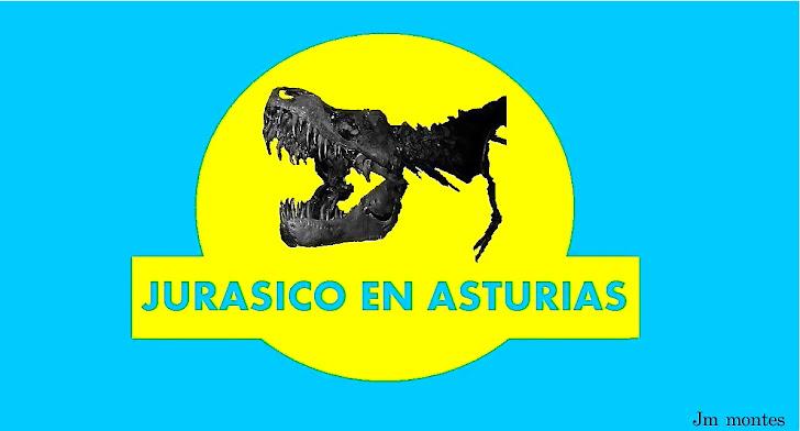 JURASICO EN ASTURIAS