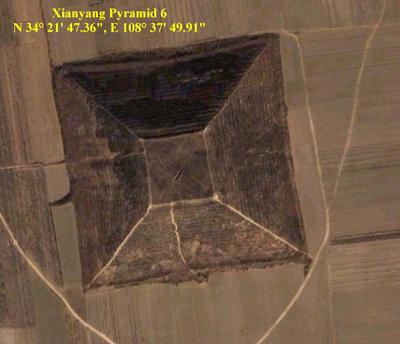 Los extraterrestres caminan entre nosotros China_Pyramid_Xianyang_6