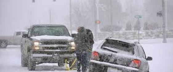 U.S. Havoc in the Cold, no Skimming Aircraft, Roads Closed