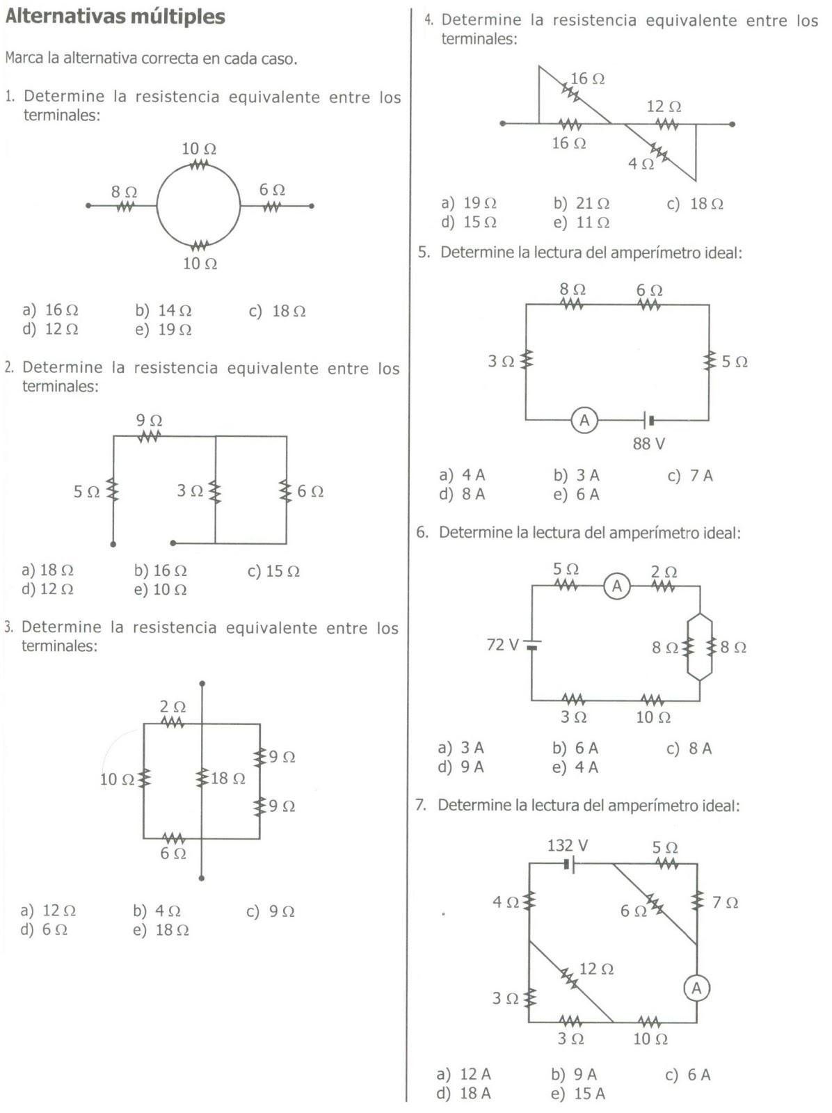 Circuito Seri E Paralelo : º experimento circuito série e circuito paralelo de resistores pdf