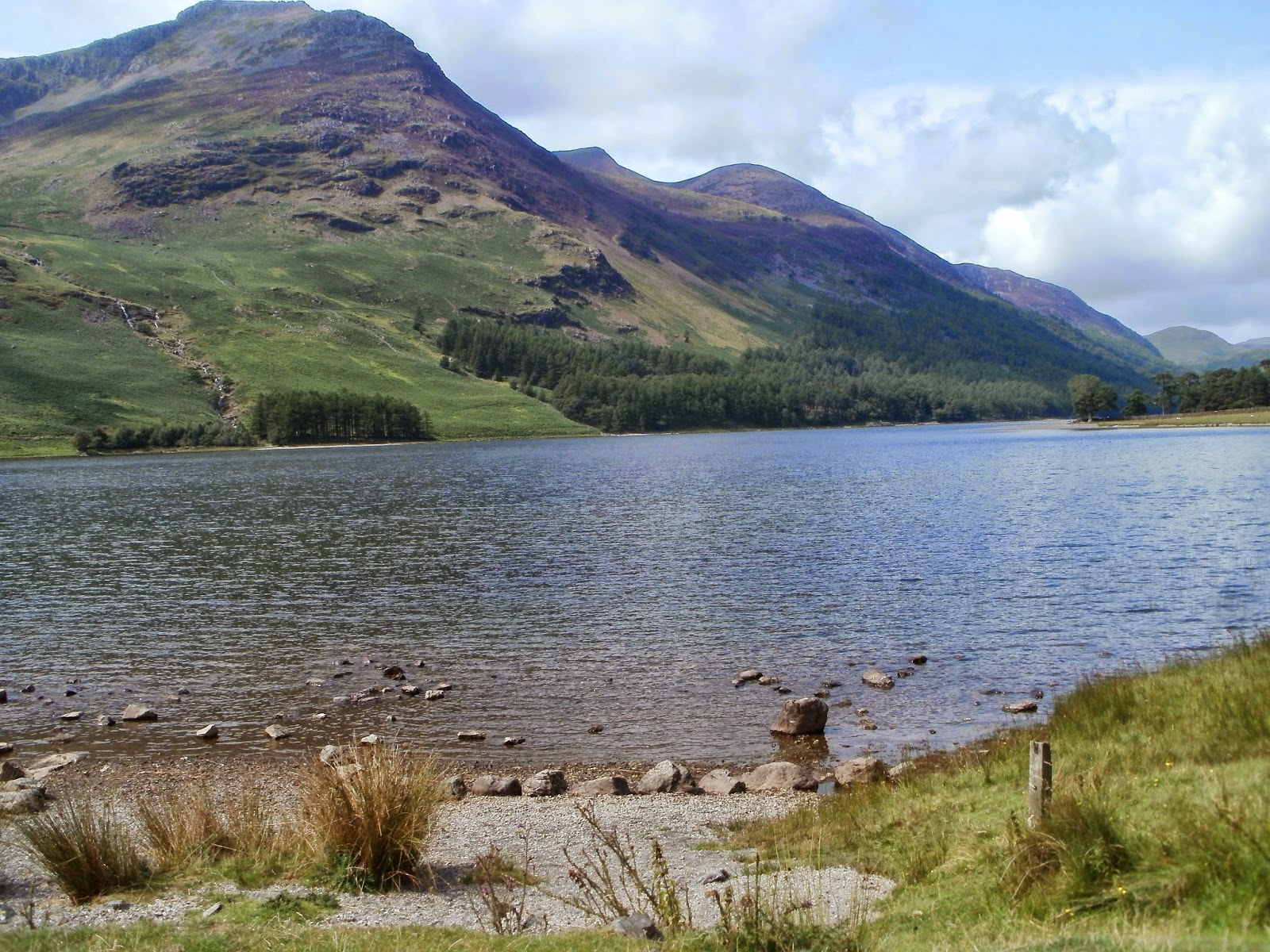Lake District, Lake Buttermere