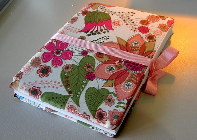 Обложки для книг своими руками из ткани