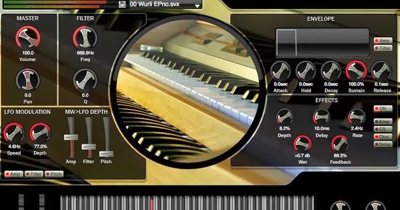 Antares Autotune V7.08 - Mac OS X.rar Wurlitzer+Piano