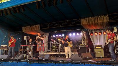 Caliorne au Festival Celtique Luxembourg 2012