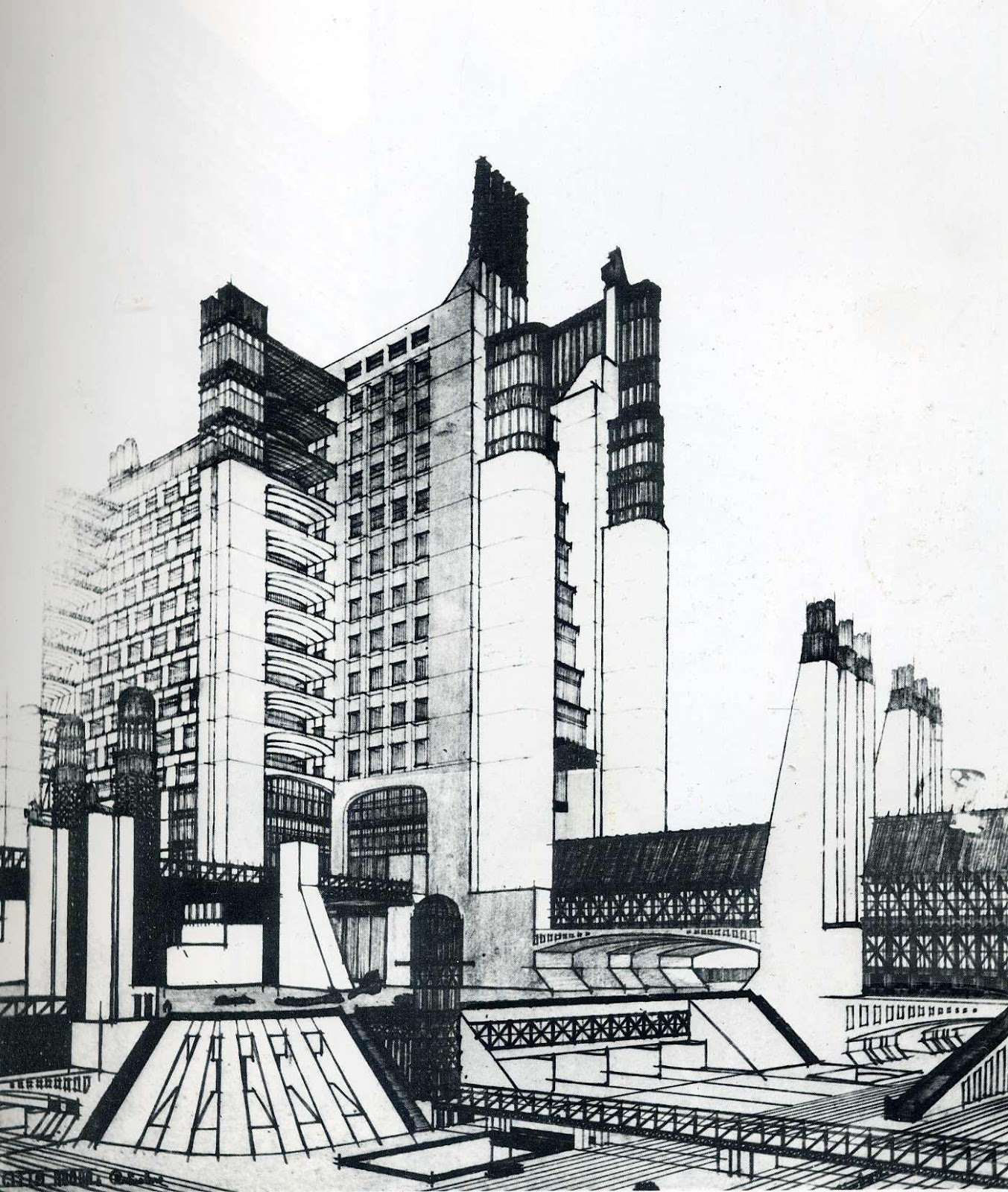 Architectureblog settembre 2012 for Architetto sant elia