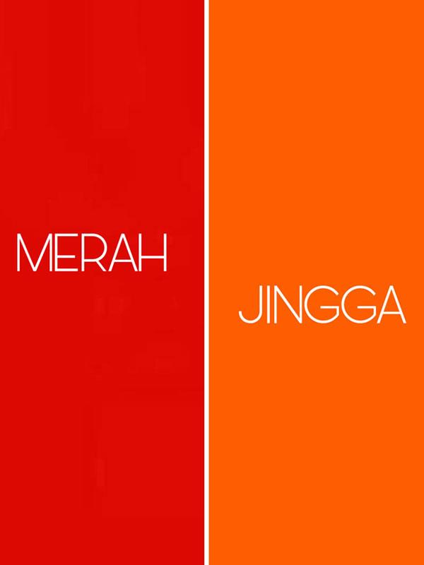 Merah Jingga (Fanfiction)