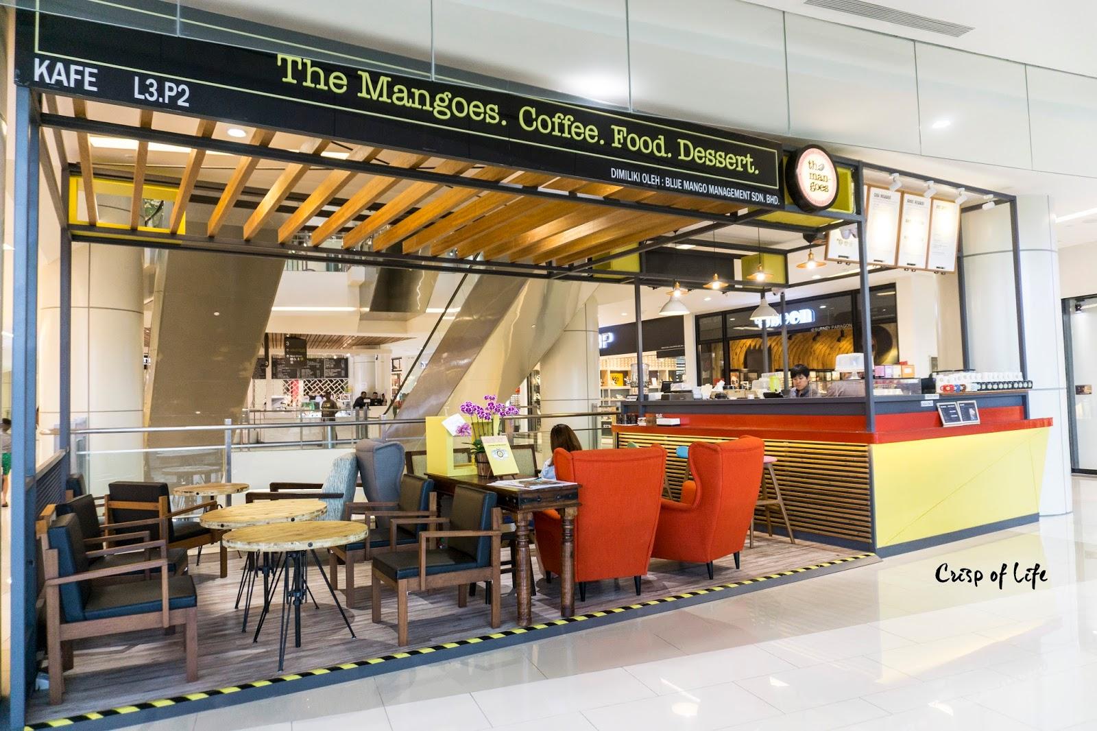 The Mangoes Cafe Gurney Paragon