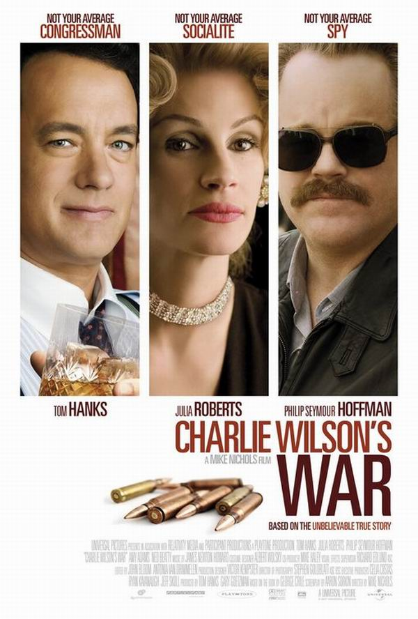 charlie wilsons war Charlie wilson's war on showtime - a us congressman dedicates his efforts to helping people in afghanistan.