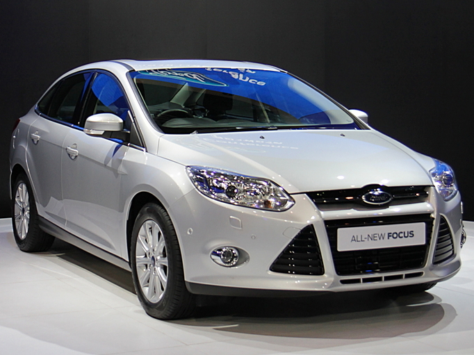 carro on Ford Focus 2014