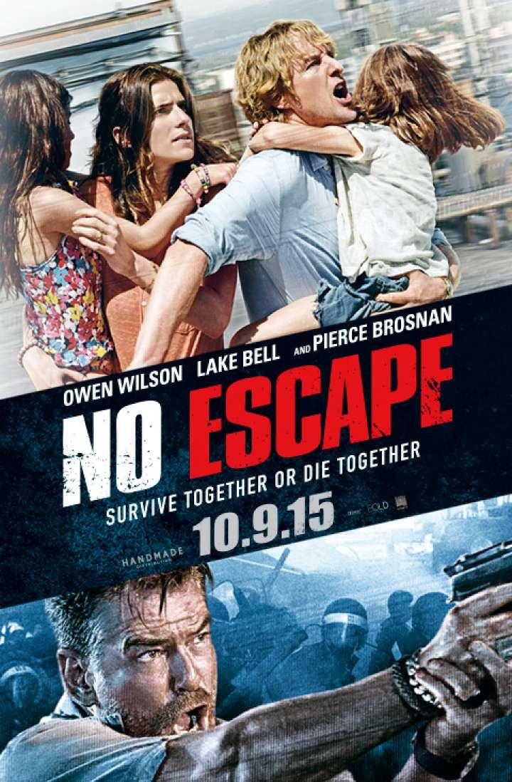No Escape (2015) หนีตายฝ่านรกข้ามแดน [Subthai ซับไทย]