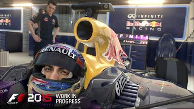 Screenshots F1 2015 PC