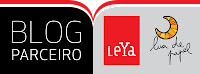 Selo de Blog Parceiro da editora LeYa / Lua de Papel