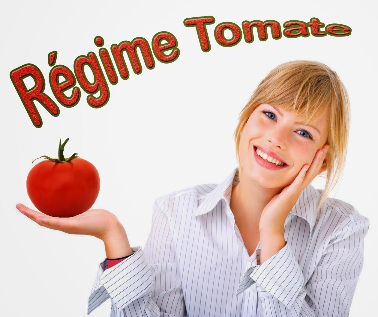 Régime tomate