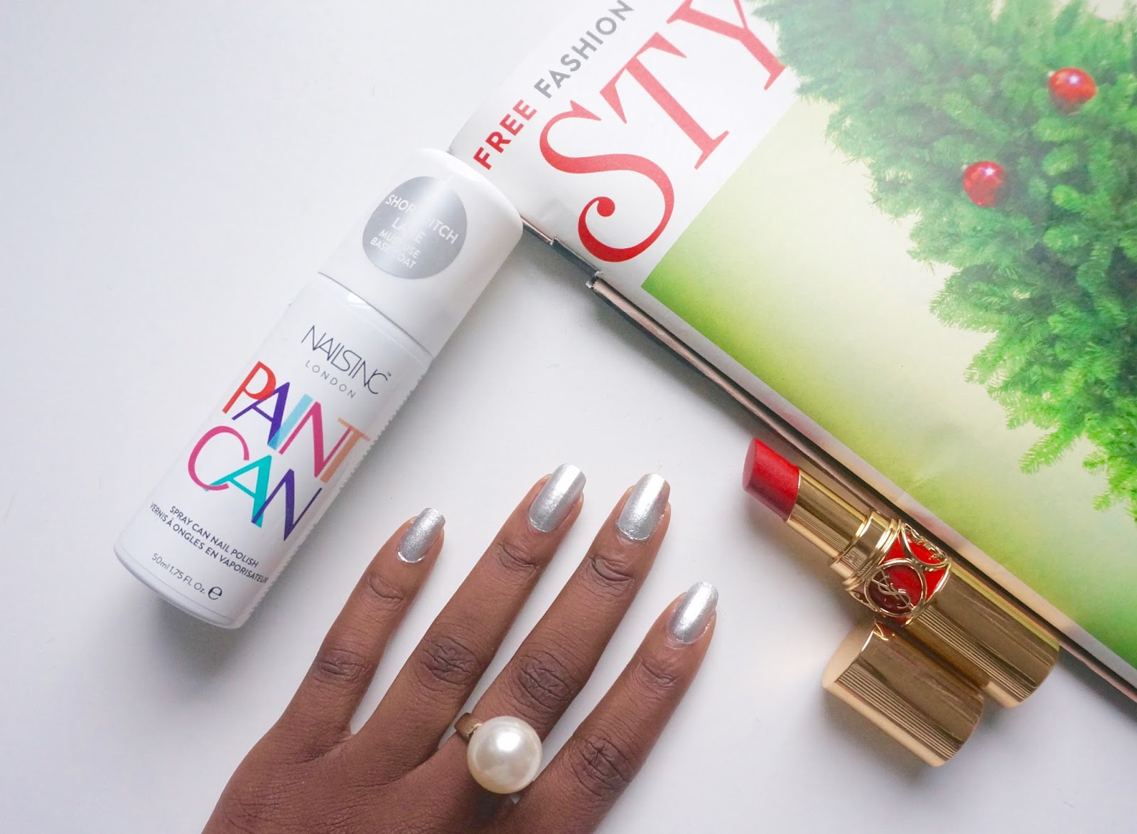 Does it work nails inc paint can spray on nail - Nail Paint Of The Week Nails Inc Spray Can Shoreditch Lane