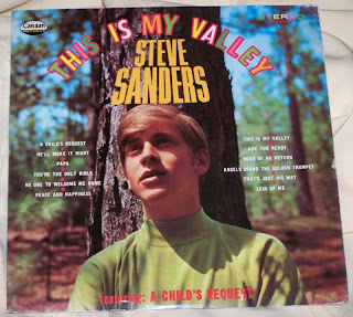 STEVE SANDERS - This Is My Valley