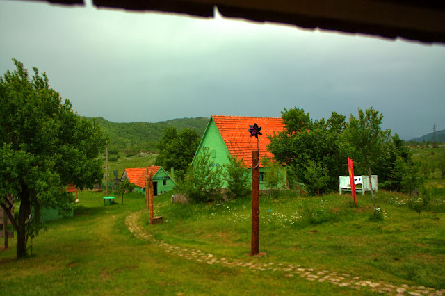Этно деревня в Черногории
